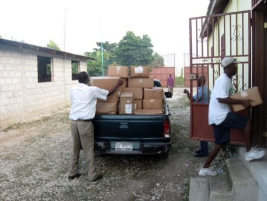 Haiti Mission, December 2012