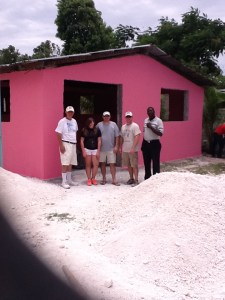 The final big pink. Great job.