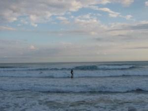 My new Haitian friend enjoying Gods gift of riding waves.