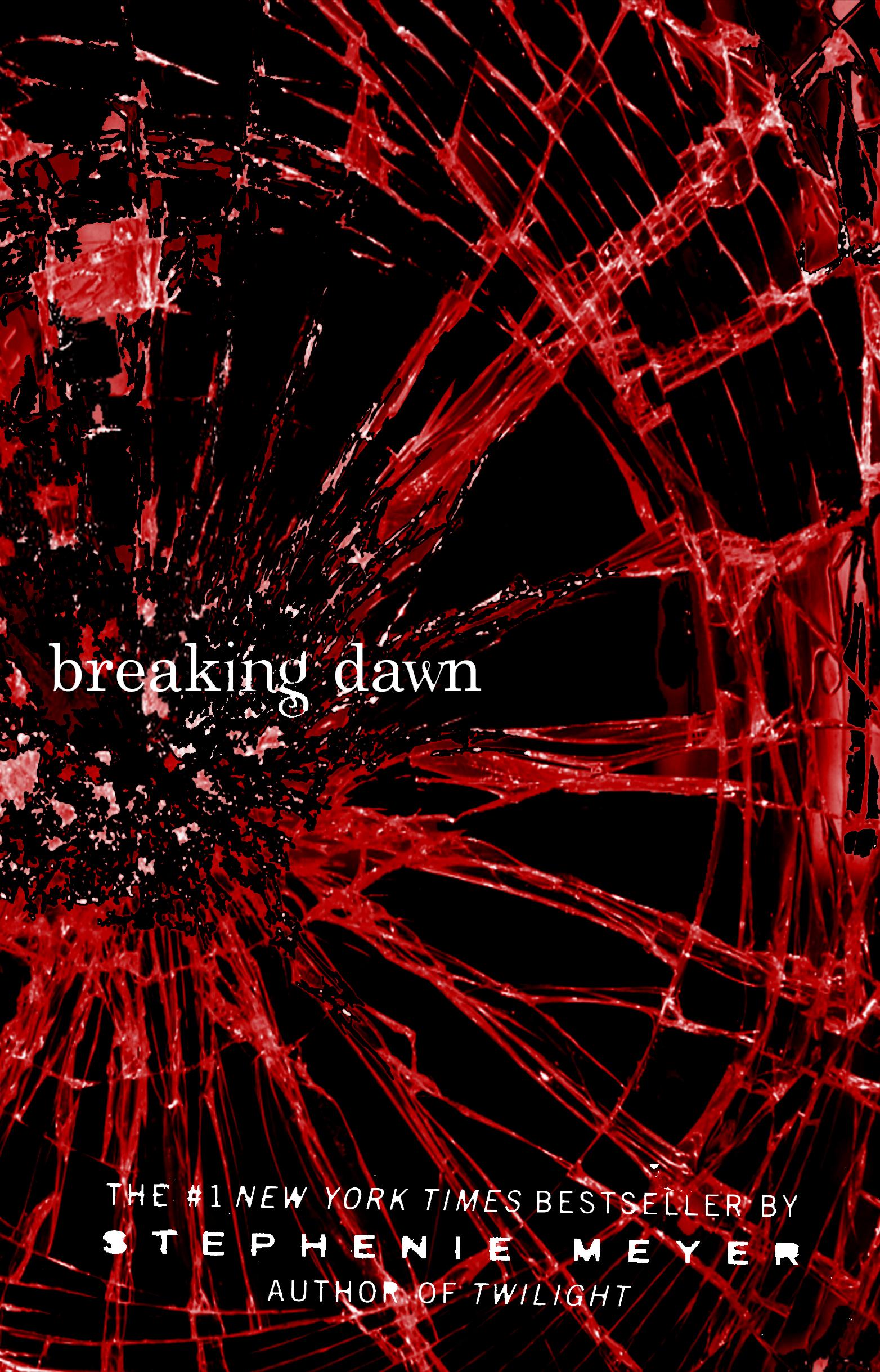 Breaking dawn cover fänn