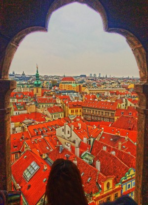 view from the astronomical tower
