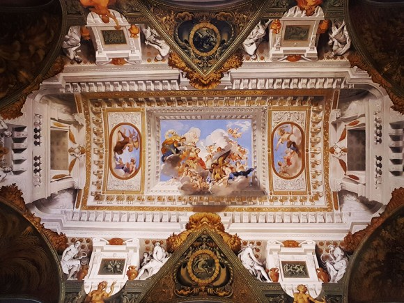Ceiling of Palazzo Pitti