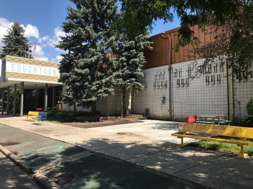 Education Building