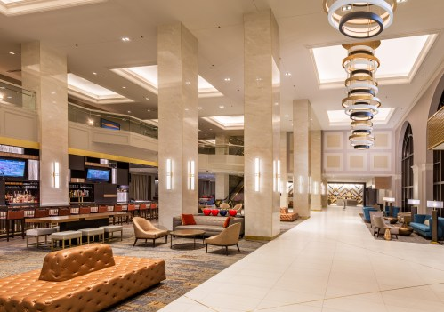 Lobby A