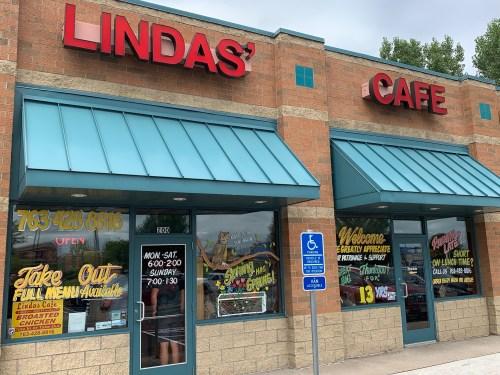 Lindas' Cafe Rogers