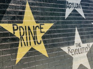 Prince star First Avenue
