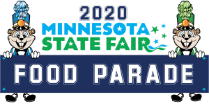 Minnesota State Fair Food Parade.