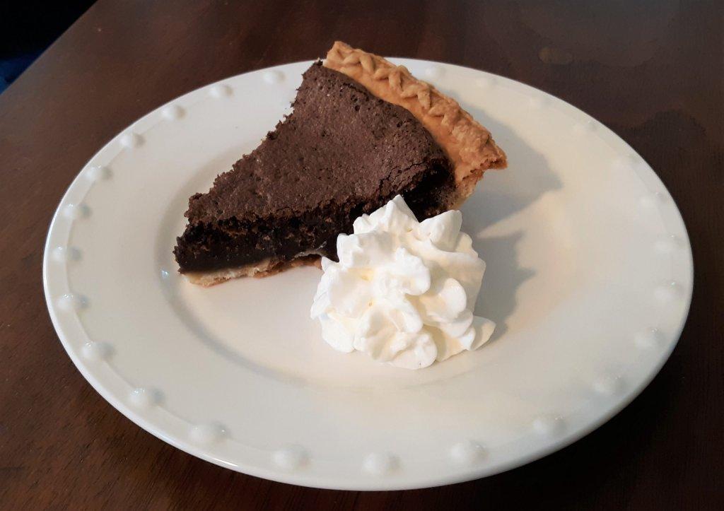 20200510 192650 scaled Fantastic Fudge Brownie Pie