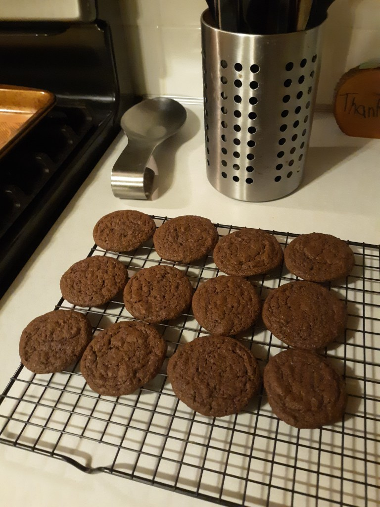 the ultimate chocolate cookie