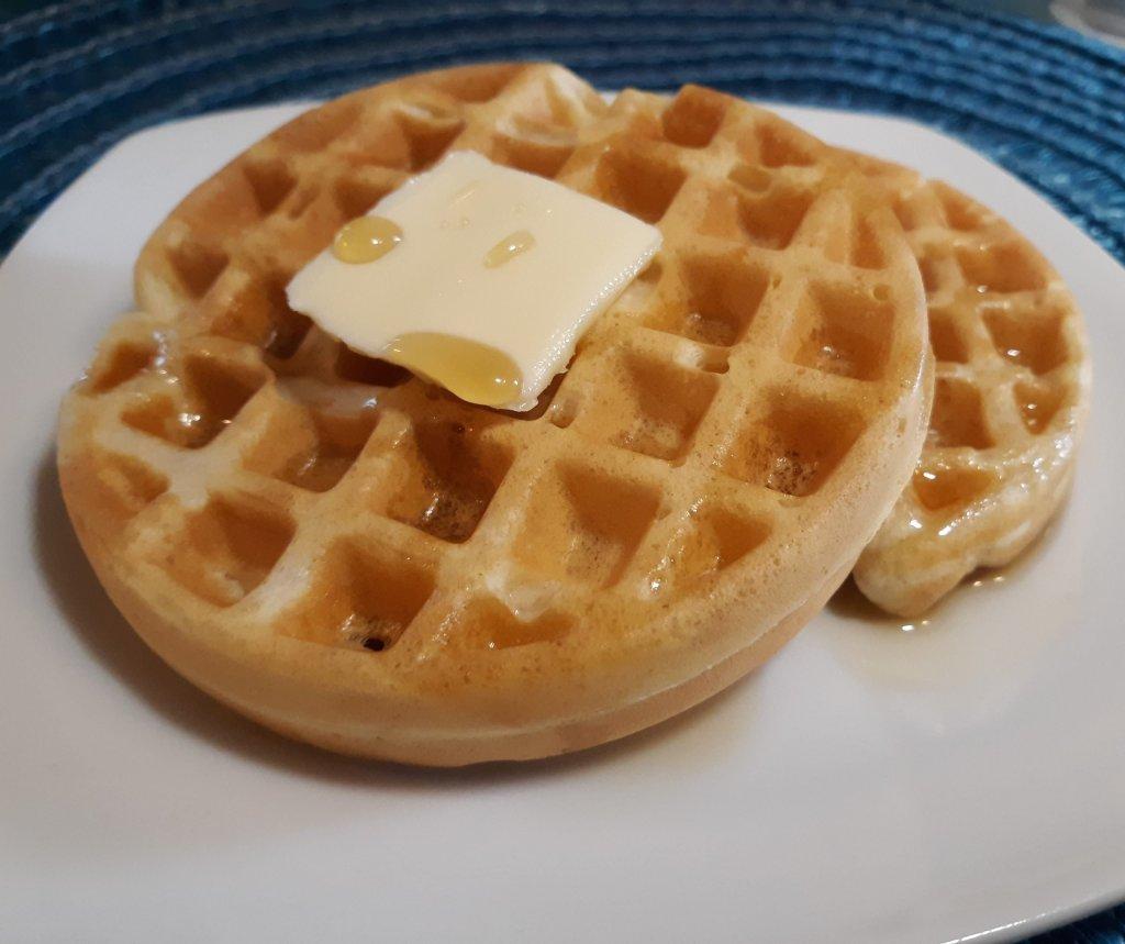 easy freezer waffles