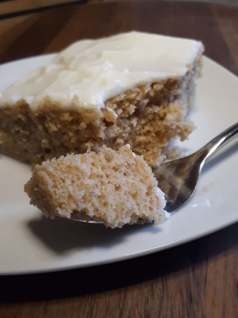 Incredible Snickerdoodle Cake