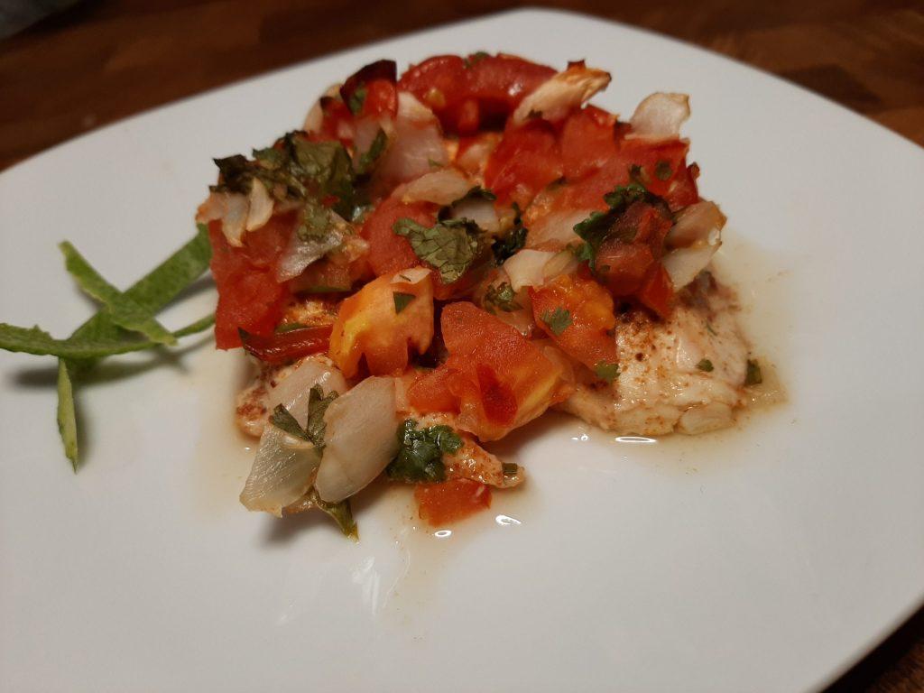 salsa3 scaled Smothered Salsa Chicken