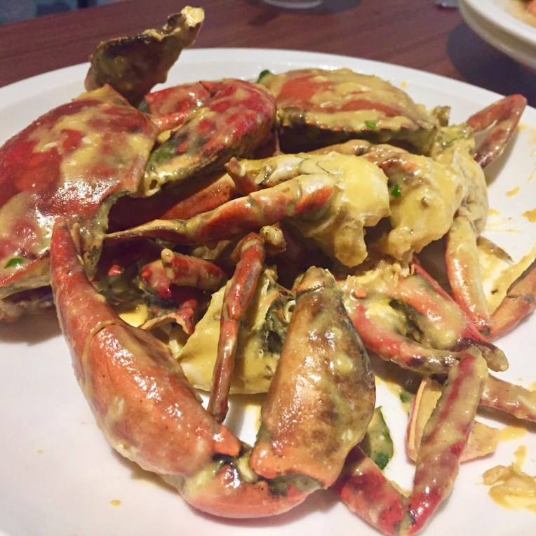 Salted Egg Crab (1.5)