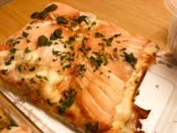 Salmon Pizza (3.0)