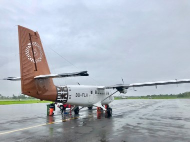 FJ 41 (Nadi to Suva)