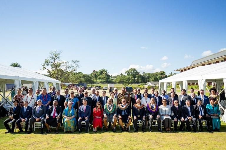 Parliamentarian Group Photo