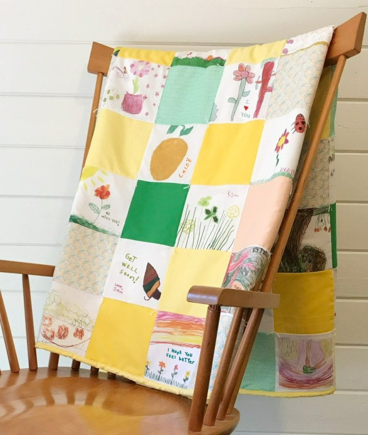Get Well Soon Quilt
