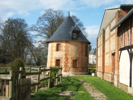 The Coquetot Farm Bed Breakfast In Rouen Area Normandy France