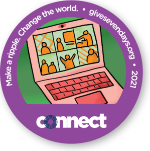 SevenDays 2021 CONNECT Day Button