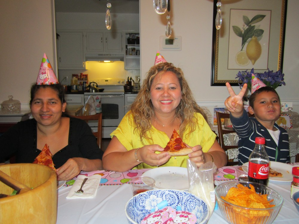 My Birthday Party - Young At Heart (4/6)