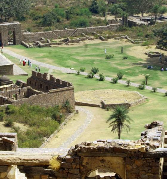 The Indian Ghost Town - Bhangarh