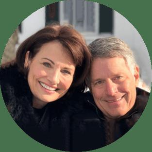 Lisa and Sandy Gottesman