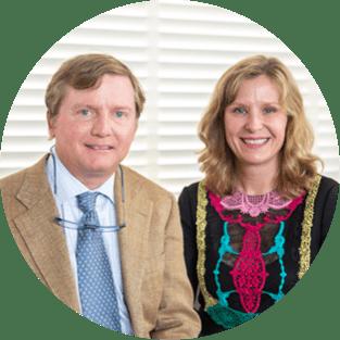Kimberly and Scott Martin
