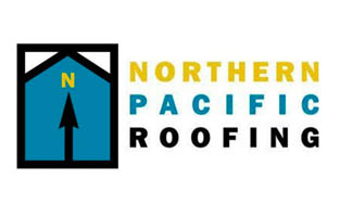Northern Pacfic Roofing Logo