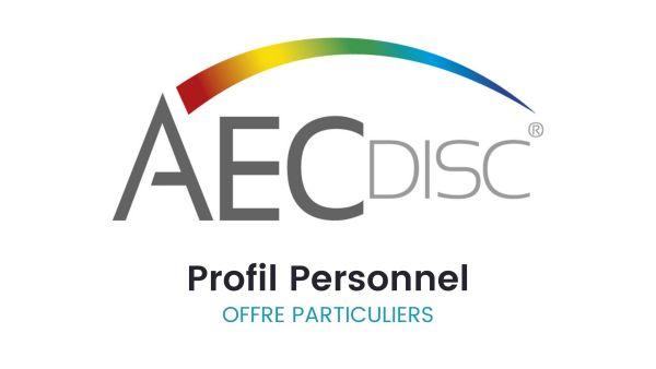 AEC Disc Profil Personnel pour les particuliers