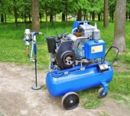 «Turbo-Terra-Air» (TTA) современный аппарат для внесения удобрений на лесных участках