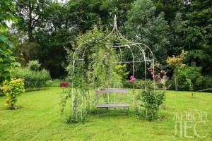 Сады Эвея – простота и роскошь. Фото Сергея Карепанова