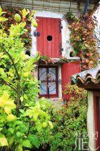 Хозяйственные постройки с голубятней