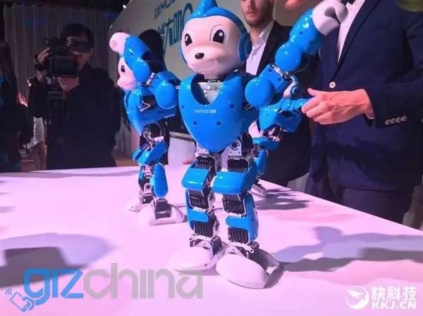 Ramos robot
