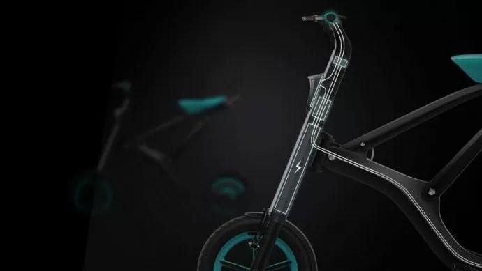 Yunmake smart bike - 2
