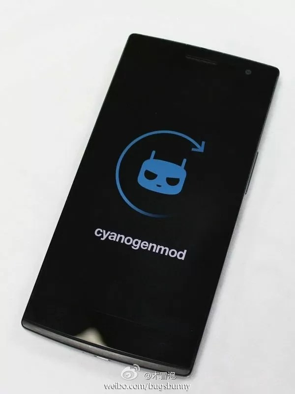 CyanogenMod su Oppo FIND 7