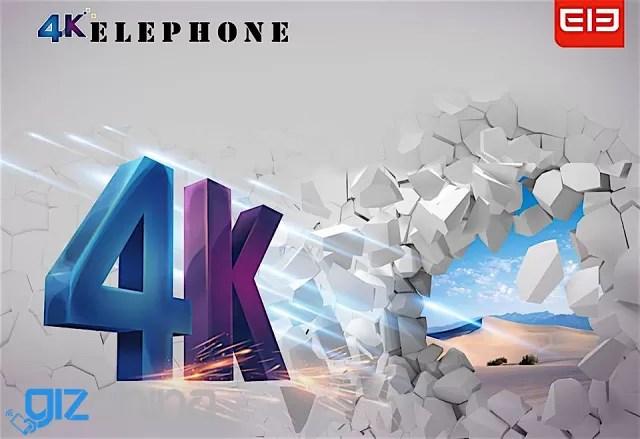 Elephone-4k