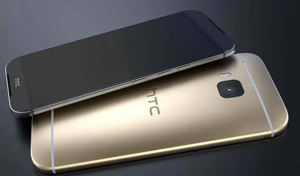 HTC one m10 oro