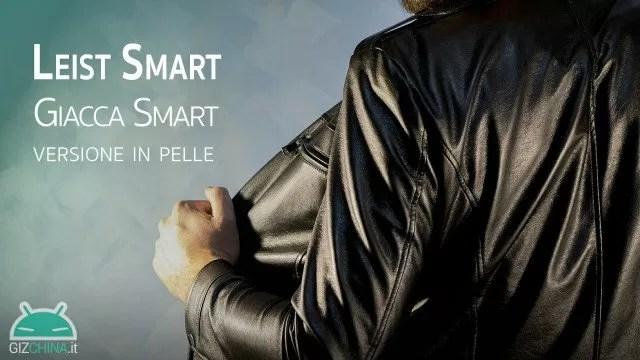 Leist Smart Giacca Smart in pelle