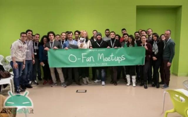 Oppo F1 Meetup Roma