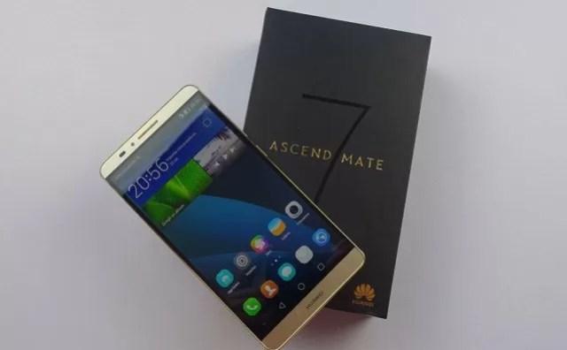 Huawei Ascend Mate 7 dual SIM