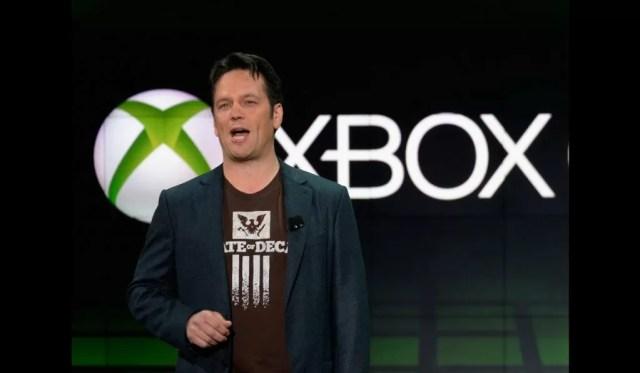 Phil Spencer, capo della sezione Xbox di Microsoft