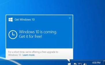 Aggiornamento a Windows 10