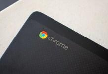 Chromebook di Google
