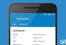GeekBench 4 app