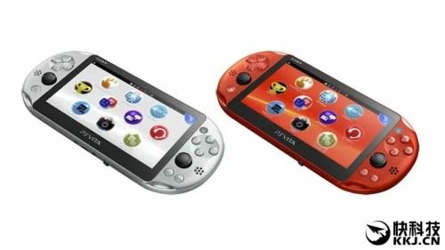 Sony PS Vita 2 produzione