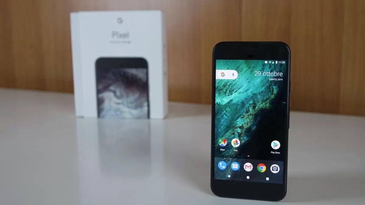Google: Pixel 2 in arrivo nei negozi in due settimane?