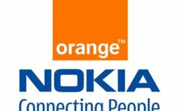 Orange Nokia