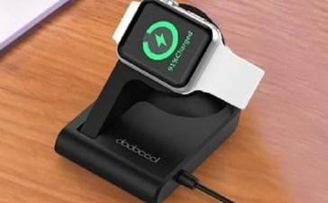 Dodocool charging dock apple watch