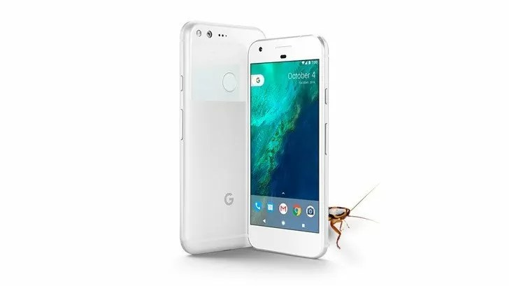 Google Pixel Bug