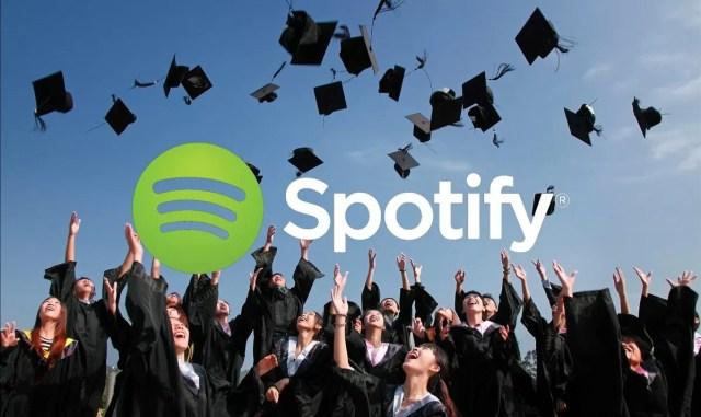 Spotify Premium Studenti